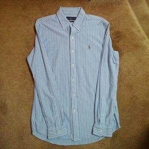Polo Ralph Lauren Button Down Oxford Shirt